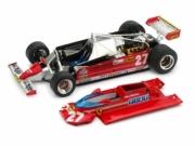 Ferrari 126 CK 1er GP Monaco (sans pilote)  1/43