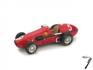 Ferrari 500 F2 1er GP Grande bretagne  1/43