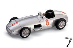 Mercedes W196   1/43