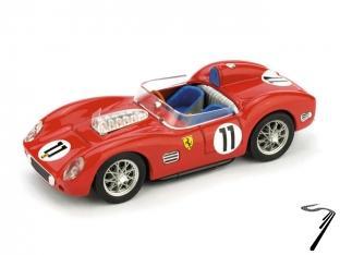 Ferrari 250 Testa Rossa TR60 #11 1er 24H du Mans  1/43