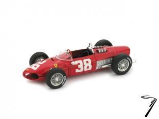Ferrari 156 GP Italie Champion du Monde  1/43