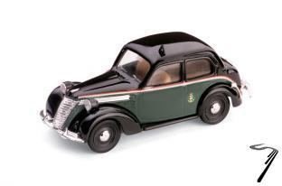 Fiat . E Taxi de Milan 1/43
