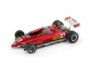 Ferrari 126 C2 2ème GP San Marin  1/43
