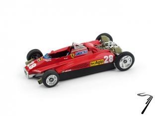 Ferrari 126 C2 - version transport  1/43