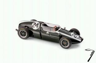Cooper Climax T51 1er GP Monaco - Champion du Monde  1/43