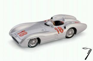 Mercedes W196C Champion du Monde  1/43