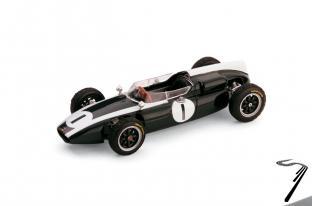 Cooper T53 1er GP Angleterre - Champion du Monde  1/43