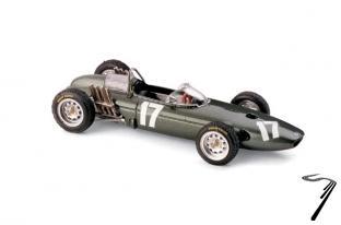 BRM P57 1er GP Pays-Bas   1/43
