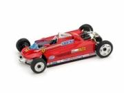 Ferrari 126CK mulet GP Monaco  1/43