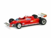 Ferrari 126 CK Turbo Test Monza  1/43