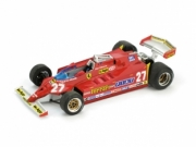 Ferrari 126CX Comprex BBC essais GP Long Beach  1/43