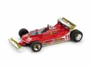 Ferrari 312T4 1er GP Monaco - champion du monde  1/43