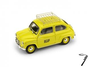 Fiat . Agip 1/43
