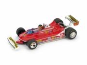 Ferrari 312 T4 1er GP USA ouest - avec pilote  1/43
