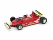 Ferrari 312 T4 1st USA GP west test version - with pilot  1/43