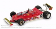 Ferrari 312 T4 presentation version   1/43