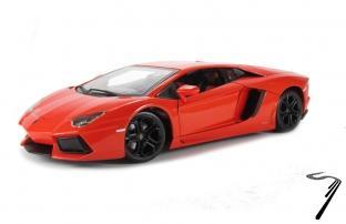 Lamborghini Aventador LP700-4 couleurs variables LP700-4 couleurs variables 1/18
