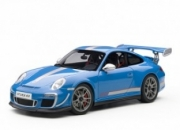 Porsche 911 GTS RS4 bleu GTS RS4 bleu 1/18