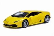 Lamborghini Huracan jaune jaune 1/18