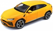 Lamborghini Urus jaune jaune 1/18