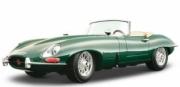 Jaguar Type E Couleurs Variables Cabriolet Couleurs Variables 1/18