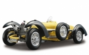Bugatti Type 50 Various colors convertible Various Colors 1/18