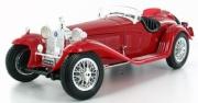 Alfa Romeo . Spider touring red 1/18