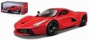 Ferrari LaFerrari rouge rouge 1/18