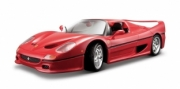 Ferrari F50 rouge rouge 1/18