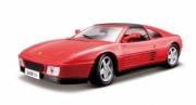 Ferrari 348 TS rouge TS rouge 1/18