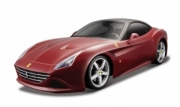 Ferrari California T dark red closed top (luxury box) T dark red closed top (luxury box) 1/18