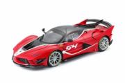 Ferrari FXX K EVO rouge K EVO rouge 1/18
