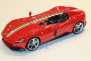Ferrari Monza Rouge - Gamme Prémium Rouge - Gamme prémium 1/18