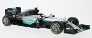Mercedes W07 World Champion  1/18