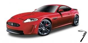 Jaguar XKR S couleurs variables S couleurs variables 1/24