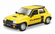 Renault R5 Turbo jaune Turbo yellow 1/24