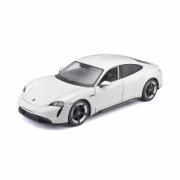 Porsche Taycan Turbo S Blanche Turbo S Blanche   1/24