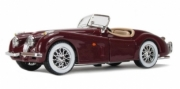 Jaguar XK 120 Roads. 120 Roads. 1/24