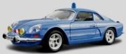 Alpine . Renault Gendarmerie 1/24