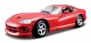 Dodge Viper GTS coupé - Various colors GTS coupé - various colors 1/24