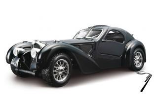 Bugatti Atlantic - couleurs variables Atlantic - couleurs variables 1/24