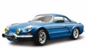 Alpine Renault 1600S bleu Renault 1600S bleu 1/24