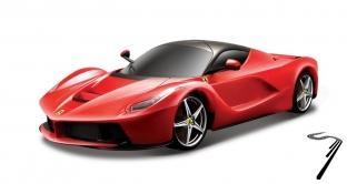 Ferrari LaFerrari rouge rouge 1/24