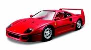 Ferrari F40 rouge red 1/24