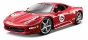 Ferrari 458 Challenge rouge Challenge rouge 1/24