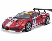 Ferrari 488 Challenge Rouge Challenge Rouge 1/24