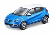 Renault . bleu 1/43
