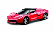 Ferrari LaFerrari rouge rouge 1/43
