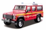 Land Rover . 110 pompier  1/50