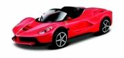 Ferrari LaFerrari Aperta rouge Aperta rouge 1/43